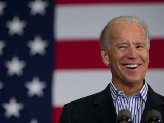 Illustration for article titled Joe Biden Random Compliment Generator is All You've Ever Wanted