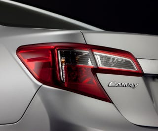 Illustration for article titled New Toyota Camry photo arrives, stock markets resume free fall