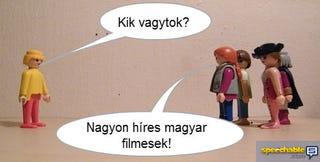 Illustration for article titled Mi a baj a magyar filmmel?