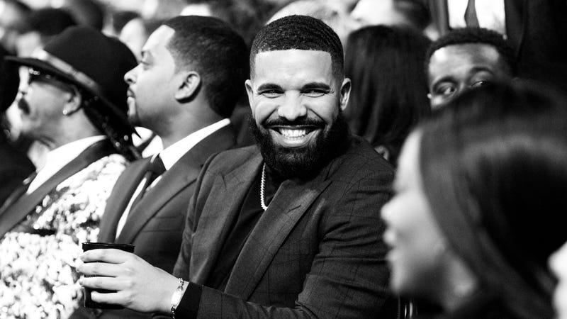 Drake attends the 61st annual GRAMMY Awards at Staples Center on February 10, 2019 in Los Angeles, California.