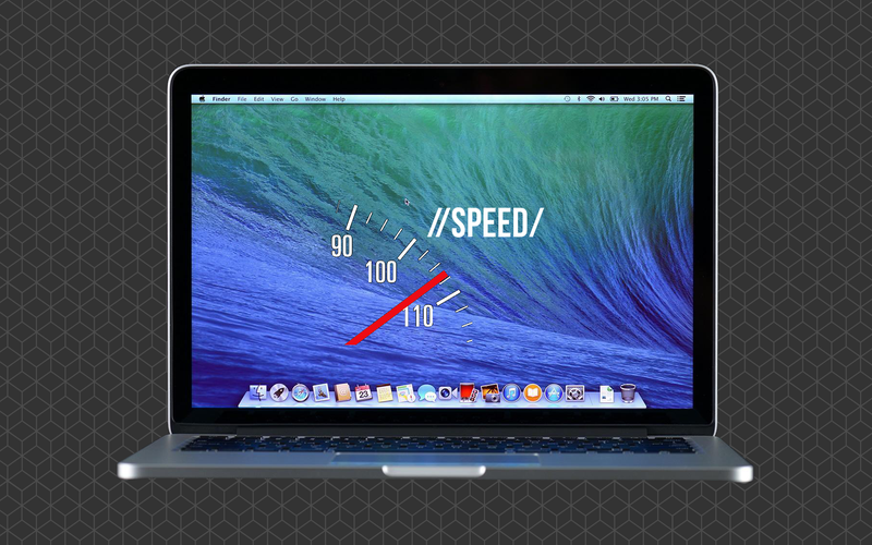 Illustration for article titled 5 Painless Steps to Speed Up Your Mac