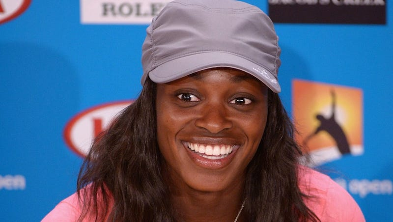 Illustration for article titled After Being Scandalously Interesting, Sloane Stephens Opts To Get Dull