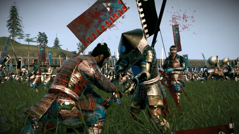 shogun total war 1 rip