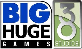 Illustration for article titled 38 Studios Saves Big Huge Games