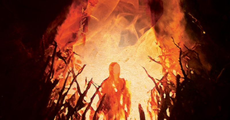 Illustration for article titled With The Fireman Joe Hill Has Built His Own Impressive Horror Legacy