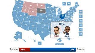 Illustration for article titled Obama Crushes Romney in Ohio (Among Players of Maple Story)
