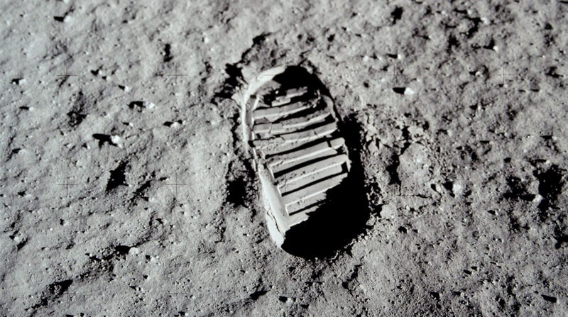 The Weird Ways NASA Thought Moon Dust Might Kill Apollo Astronauts