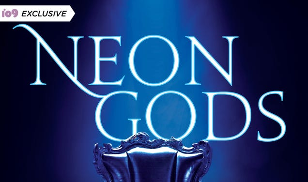Hades and Persephone Get a Divine Meet-Cute in This Peek at Fantasy Erotica Neon Gods