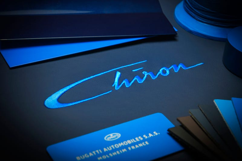 Illustration for article titled Bugatti Chiron Confirmed As Name Of Supposedly $2.5 Million Veyron Successor