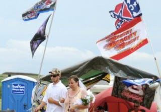 Illustration for article titled Your Royal Race Wedding/Coca-Cola 600 Open Thread