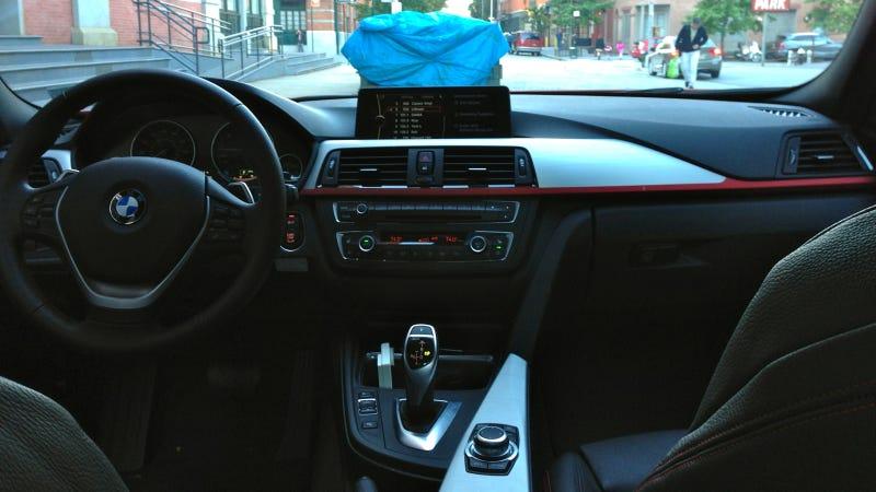 BMW I The Jalopnik Review - 2012 bmw 335i sedan