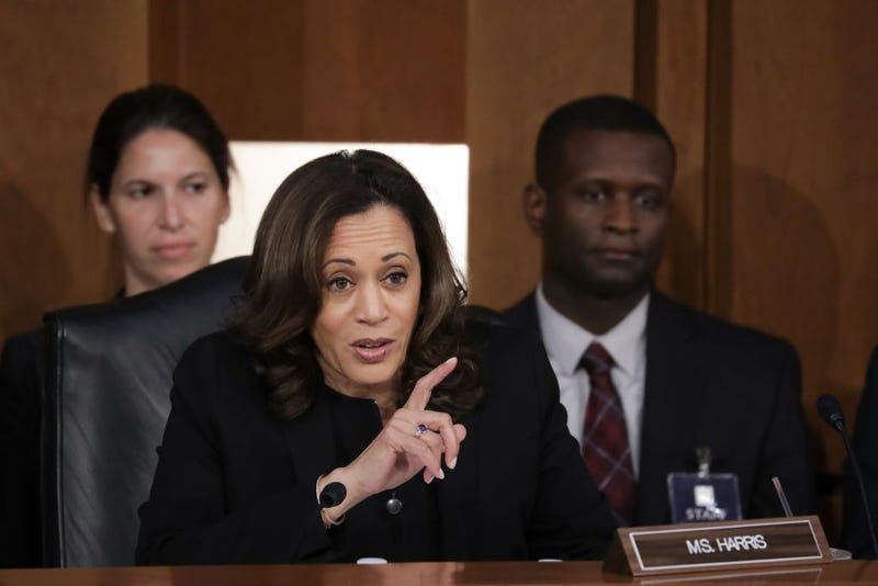 Kamala Harris Would've Handled Brett Kavanaugh From the Jump