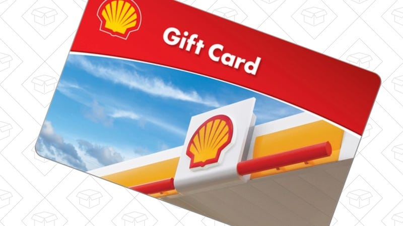 Get About Four Gallons of Free Gas With This Discounted Shell Gift ...