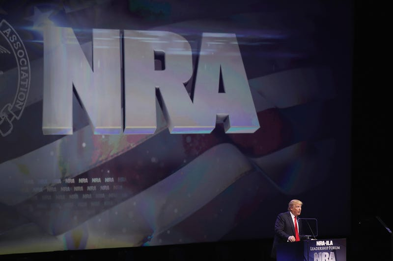Illustration for article titled #StayWoke: Did Russia Have Business With the NRA?