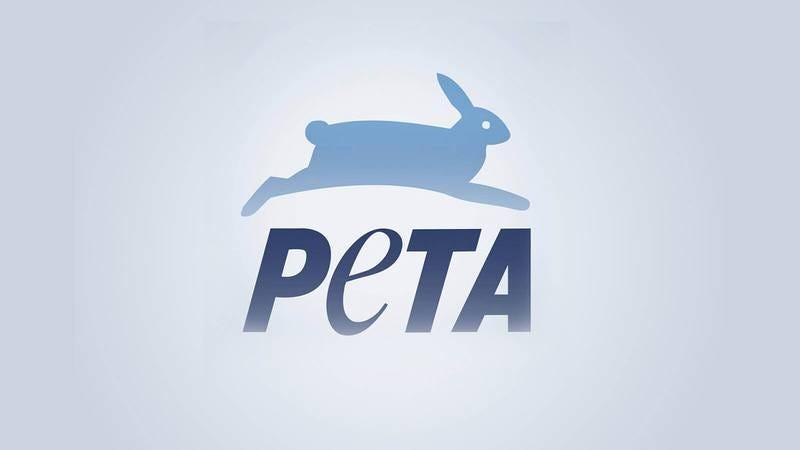 The PETA logo