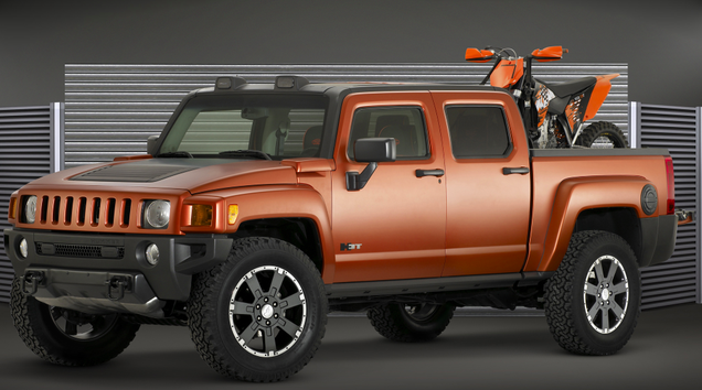 Hummer Is Coming Back As An Electric Off-Road Pickup By GMC: Wall Street Journal