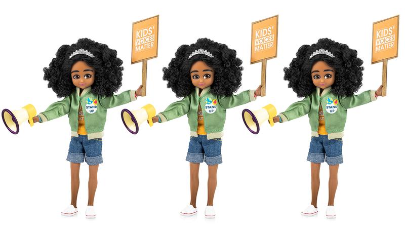 The Kid Activist Doll