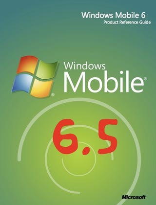 Illustration for article titled Moto Lets the Windows Mobile 6.5 Cat Out of the Bag