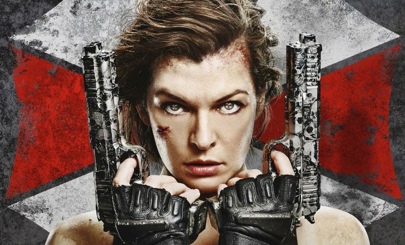 Illustration for article titled Wow, the Trailer for Resident Evil: The Final Chapter Is Pretty Fun