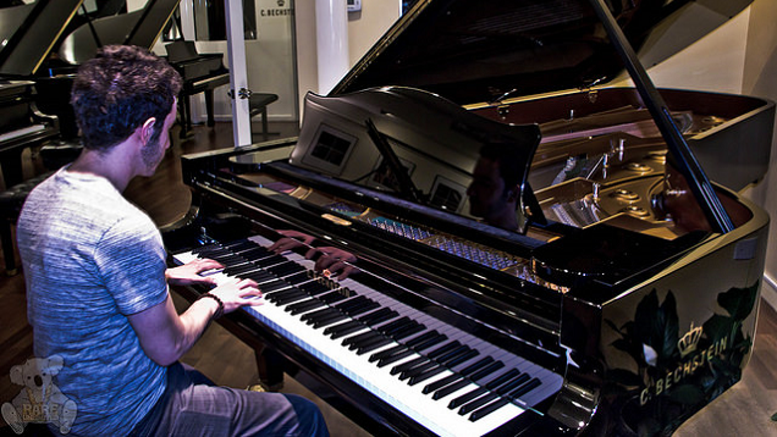 If You're Learning Piano, You Don't Give Up Because You Miss