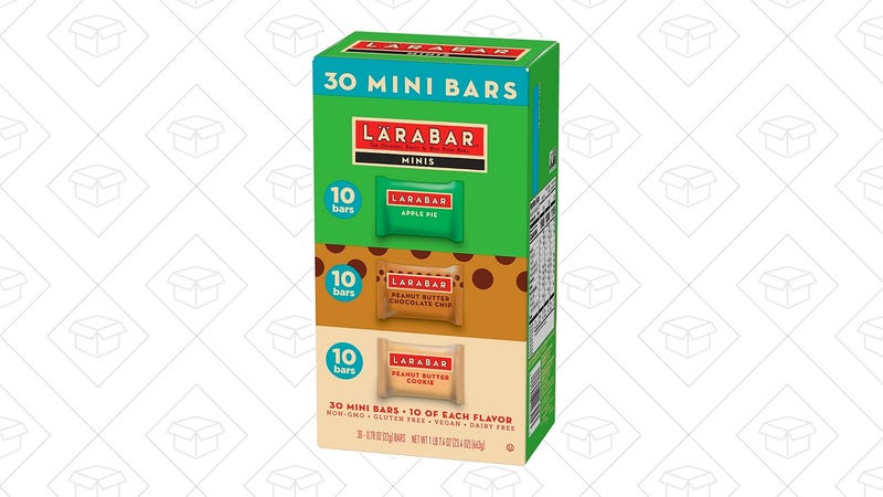 Larabar Minis Gluten Free Bar Variety Pack | $14 | Amazon | After $3 off coupon