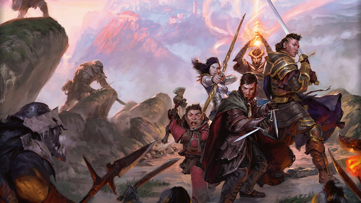 Dungeons & Dragons Can Work With Just Two People