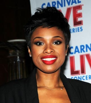 Jennifer Hudson attends Carnival Cruise Lines event at the Cutting Room in New York City, Jan. 22, 2014.Desiree Navarro/Getty Images