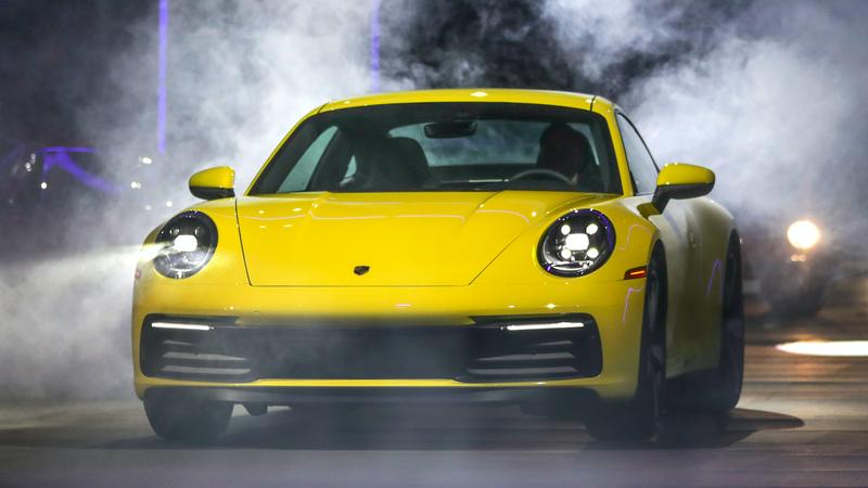 All images: Porsche