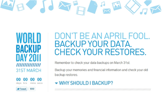 Illustration for article titled It's World Backup Day: Here's How to Avoid Inevitable Disasters