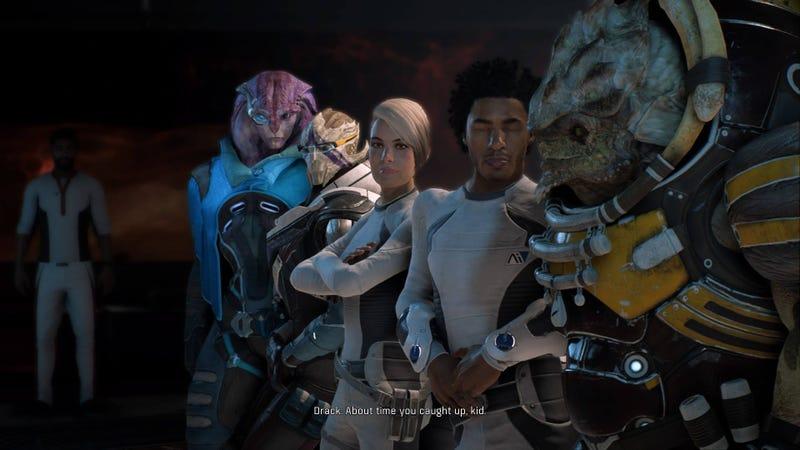 Tipps Für Das Spielen Von Mass Effect Andromeda Spass Und Spiele