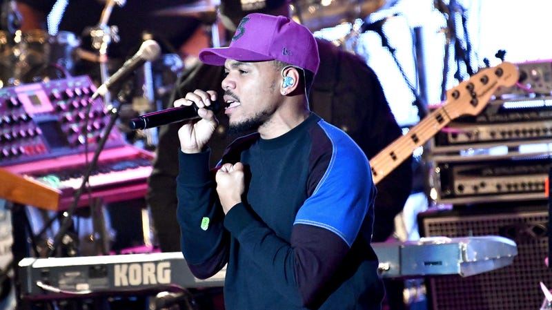 Chance The Rapper celebrates union on his triumphant studio release The Big Day