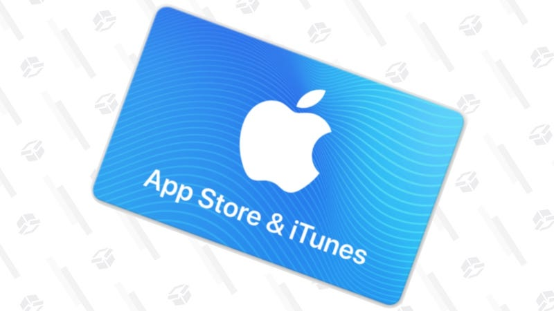 This $50 iTunes Gift Card Is Just $40, and You'll Get It