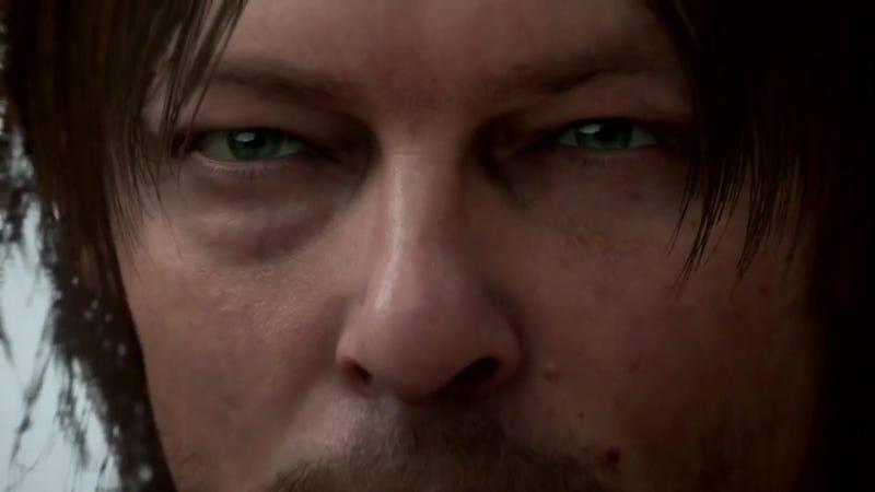 New Hideo Kojima Game Starring Norman Reedus Trailer