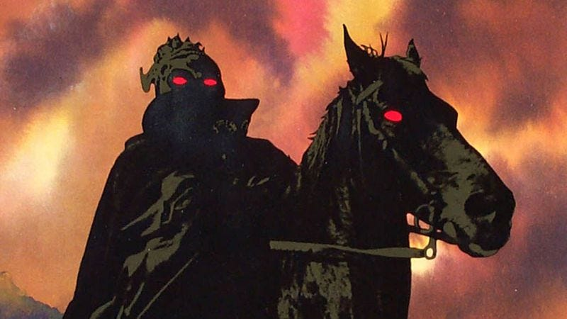 Illustration for article titled Denver, see Ralph Bakshi's The Lord Of The Rings tonight as part of our Fantastique film series
