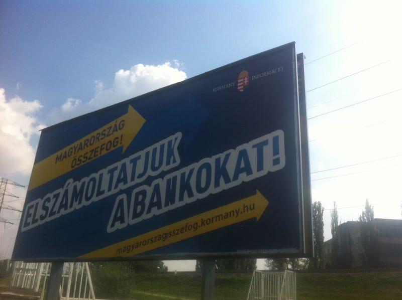 Illustration for article titled Na, bankocskák-binkecskék, most aztán pláne nem lennék a helyetekben!