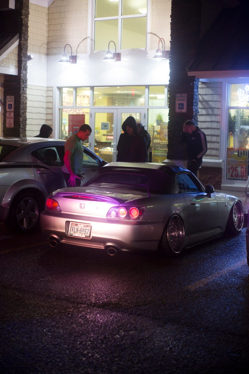 A Night At The Most Ticketed Car Show In America