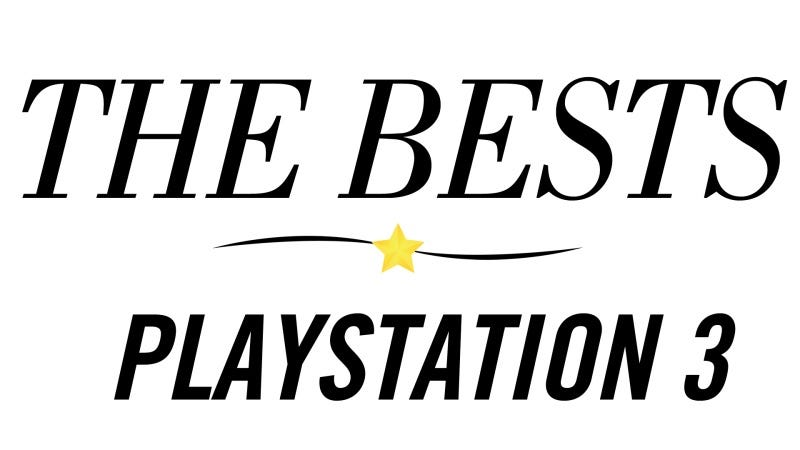 Illustration for article titled The 12 Best Games For the PlayStation 3