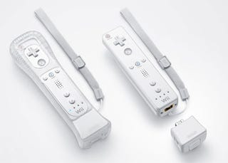 Illustration for article titled Nintendo Introduces Wii Motion Plus