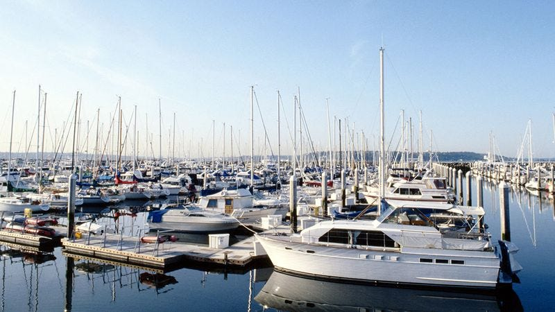 Illustration for article titled Can You Name All The Boats In The Marina?
