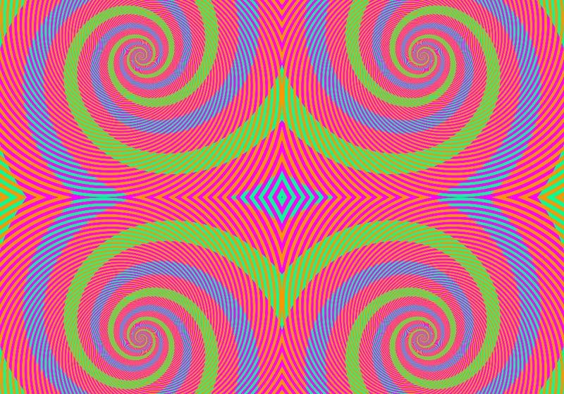 Illustration for article titled Solo hay tres colores en esta imagen, el cuarto que ves está en tu cabeza