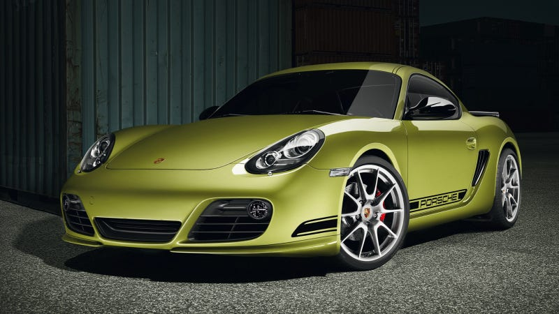 Illustration for article titled Porsche Will Unveil The New Cayman At The LA Auto Show