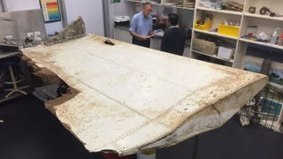 Illustration for article titled Recovery of Largest Piece of Debris from MH370 Confirmed