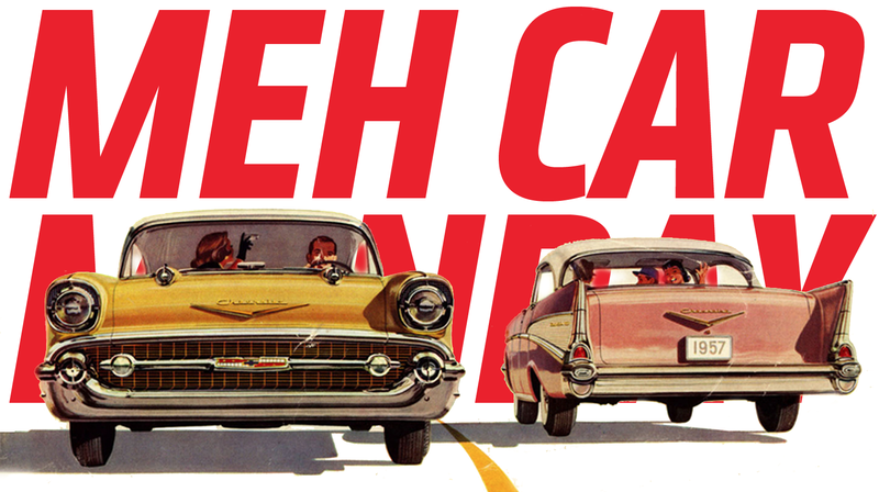 Illustration for article titled Meh Car Monday: The Famous, Iconic Chevrolet Bel Air Has It Coming