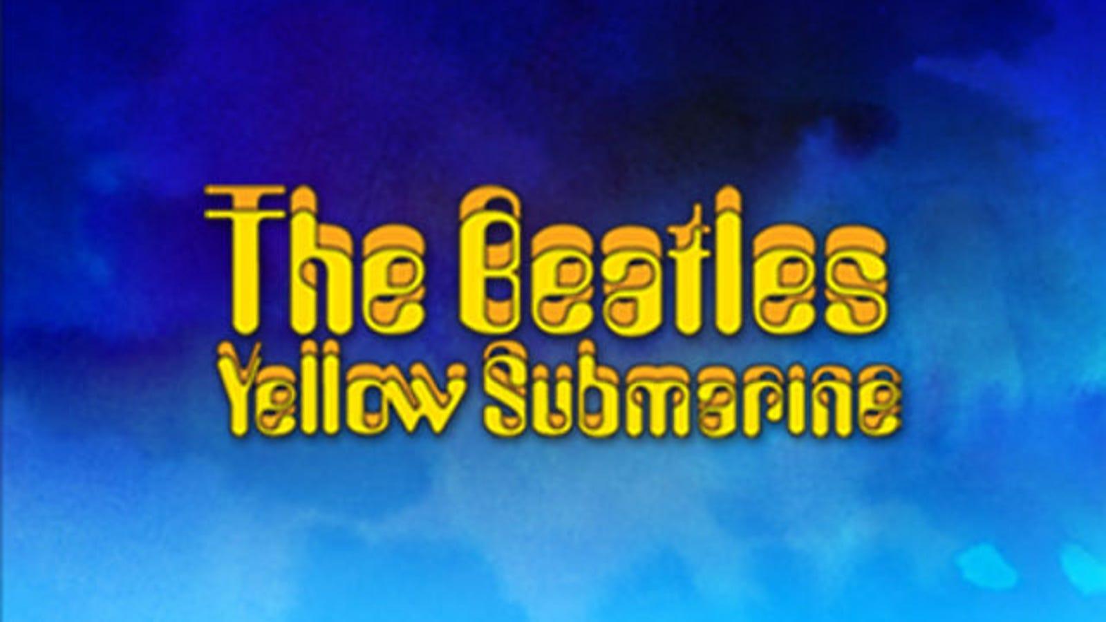The Weirdest Thing on the Internet Tonight: Yellow Submarine