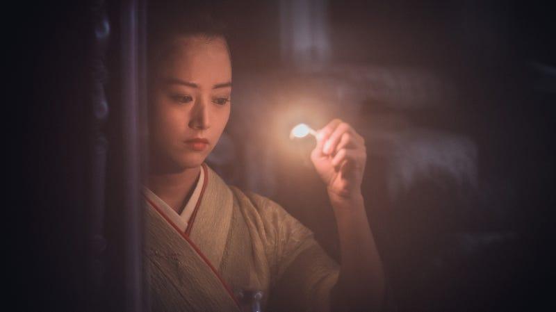 Kiki Sukezane stars in The Terror: Infamy