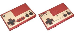 Illustration for article titled A Famicom Controller For Your Business Cards