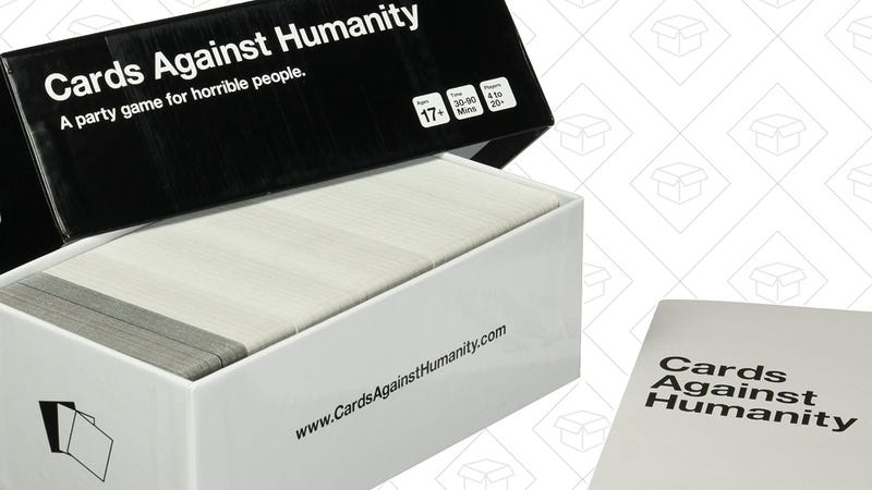 Illustration for article titled Bestsellers: Cards Against Humanity