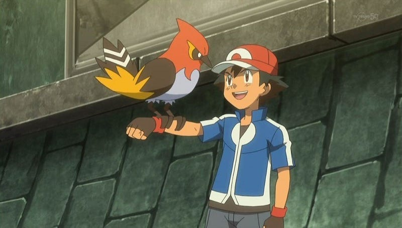 Ash From Pokémon Is Insanely Strong