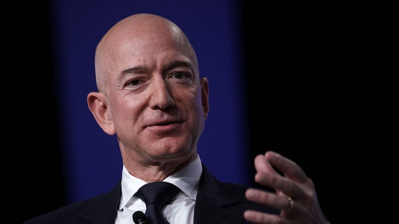 Illustration for article titled Origin Of A Billionaire: Jeff Bezos Just Revealed He Got The Idea For Amazon After Watching A Robot Give A Man A Box Of Condoms
