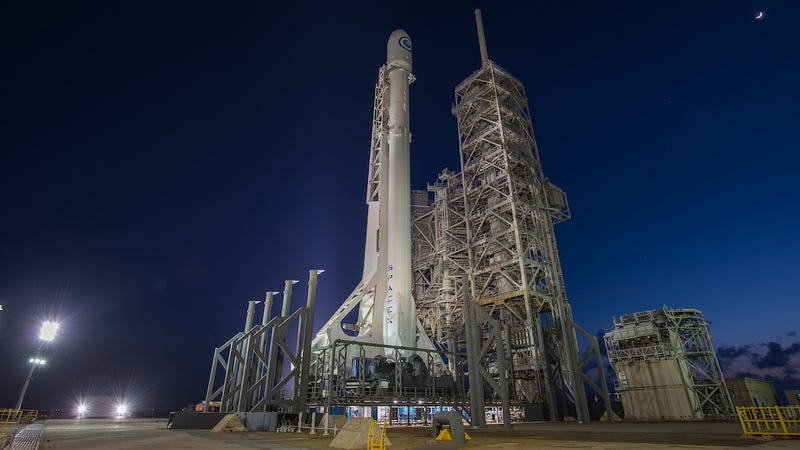 SpaceX Just Performed its Most Mysterious Mission yet